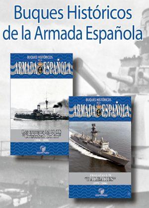 Buques Históricos de la Armada Española
