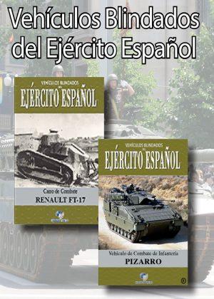 Vehículos Blindados del Ejército Español