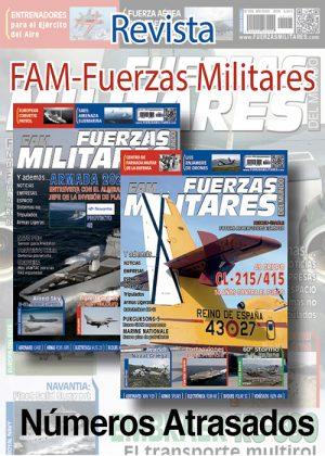 Revista FAM - Fuerzas Militares del Mundo